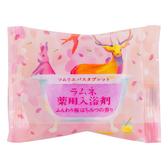 《日本製》CHARLEY 櫻花蜂蜜香發泡入浴錠 40g  ◇iKIREI