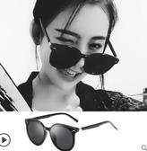 墨鏡女韓版潮眼鏡