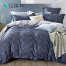 天絲 Tencel 微明 床罩 雙人七件組 100%雙面純天絲 伊尚厚生活美學