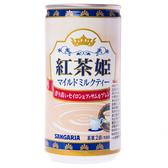 日本 SANGARIA 紅茶姬 奶茶 185ml
