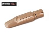 小叮噹的店- 中音薩克斯風 金屬吹嘴 (銅) AT-4-C 台製 Alto Sax 鐵嘴