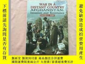 二手書博民逛書店WAR罕見IN A DISTANT COUNTRY AFGHAN