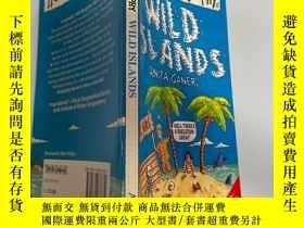 二手書博民逛書店Wild罕見Islands: 荒島Y200392