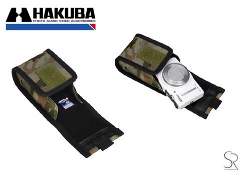 【】HAKUBA PIXGEAR TOUGH03 CAMERA CASE M 相機套 HA290400 黑 / HA290370 迷彩