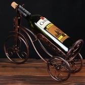 紅酒架擺件葡萄酒架酒櫃擺設家居裝飾酒架創意現代酒瓶架歐式簡約LX 非凡小鋪