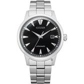 CITIZEN 星辰 限量黑潮復古版 機械錶-41mm NK0001-84E