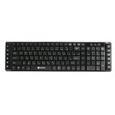 KINYO多媒體巧克力鍵盤LKB-88【愛買】