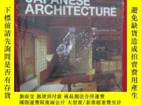 全新書博民逛書店THEART OF JAPANESE ARCHITECTURE