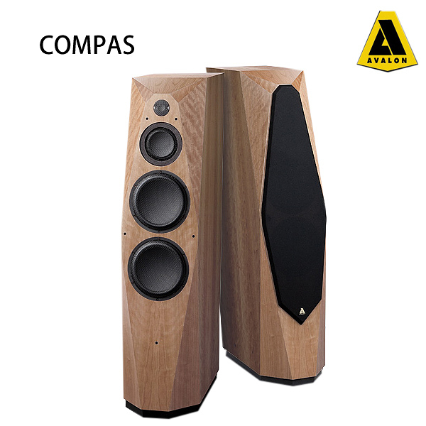 【勝豐群竹北音響】AVALON    COMPAS   (標準色)Cherry,Maple,Walnut