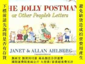 二手書博民逛書店The罕見Jolly PostmanY256260 Ahlberg, Janet  Ahlberg, Alla