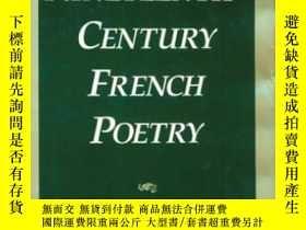 二手書博民逛書店Nineteenth-century罕見French Poetry (critical History Of Po
