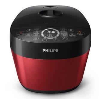 (限量8組)福利品飛利浦 PHILIPS雙重溫控智慧萬用鍋HD2143