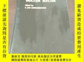 二手書博民逛書店WATER罕見REUSE(硬精裝)Y271942