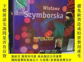 二手書博民逛書店Nothing罕見twice selected poemsY24040 wistawa szymborska