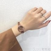 法國小眾手錶女風中學生韓版簡約森系女士小巧精致氣質 歌莉婭