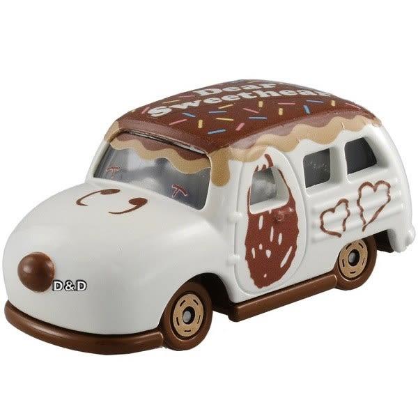 《 TOMICA 》夢幻小汽車 SP史奴比情人節版 ╭★ JOYBUS玩具百貨