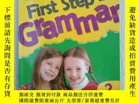 二手書博民逛書店Clue罕見& Key First Step in Grammar 2 語法第一步(有字跡)Y11897 Cl