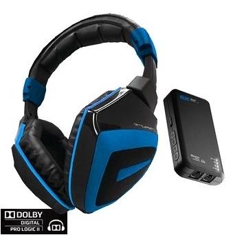 【超人生活百貨】微太克 Pearl II–C 珍珠 耳機麥克風 藍色 內建即時通話功能 5.1聲道環繞音效