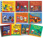 【套書禮品】MAISY FIRST EXPERIENCE/內含10本繪本《小鼠波波|英文童書|親子共讀》