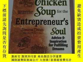二手書博民逛書店Chicken罕見Soup for the Entreprene