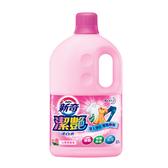 新奇 潔豔新型漂白水沁 雅薔薇香瓶裝 2000mlx6瓶