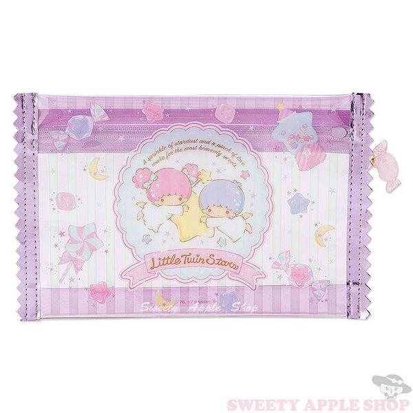 日本限定 雙子星 糖果風 筆袋/收納袋
