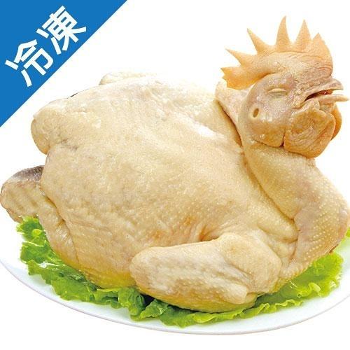 【皇廚元味】精選冷油雞1隻(1500g/隻)【愛買冷凍】