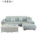 沙發墊歐式四季通用布藝簡約現代坐墊子全包萬能沙發套沙發罩全蓋