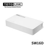 TOTOLINK SW16D 桌上型16埠 乙太網路交換器 三年保固