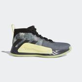 Adidas Dame 5 GCA [EF8664] 男鞋 運動 休閒 籃球 輕量 舒適 避震 支撐 彈性 愛迪達 灰