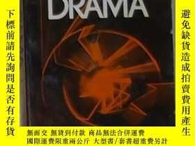 二手書博民逛書店英文原版罕見The Design of Drama by Rel