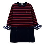 『小鱷魚童裝』條紋洋裝(08號~16號)534350