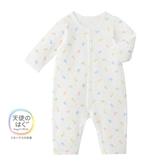 MIKI HOUSE BABY 日本製 新生兒長袖連身內衣