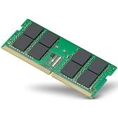 【免運費】限量 Kingston 金士頓 DDR4-2666 16GB 筆電用 記憶體 KVR26S19D8/16G
