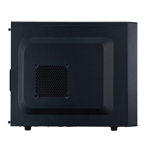 【免運費-贈行動電源】CoolerMaster 黑化機殼 N200 Micro-ATX Mini-ITX / NSE-200-KKN1