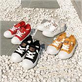 兒童休閒鞋 童裝兒童休閒帆布鞋春夏男童小白鞋板鞋中大童單鞋 『CR水晶鞋坊』