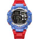 Transformers 變形金剛 聯名限量運動風電子腕錶(柯博文)LM-TF005.OPS9G.121.4NB