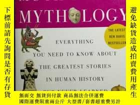 二手書博民逛書店Don t罕見Know Much About Mythology