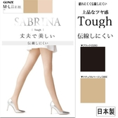 日本 Gunze 郡是  SABRINA 13pha 超透膚 防勾破褲襪 絲襪 M-L /L-LL【RH shop】日本代購