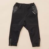 【金安德森】KA好搭配造型男童長褲(黑色)105-125