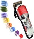 COSYONALL【日本代購】電動理髮器低噪音USB充電 交流式 - 紅色