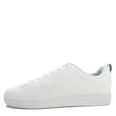 Adidas Advantage Clean VS [F99251] 男鞋 運動 休閒 白 綠 愛迪達