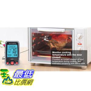 [104美國直購] 烹調時間預估量測計 AcuRite Digital Meat Thermometer with Pager Digital Instant Read Thermometer
