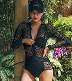 泳衣來福,C932泳衣睡美常蕾絲性感連身泳衣游泳衣泳裝比基尼泳衣正品,售價990元