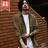 法蘭絨襯衫 格紋長袖襯衫 共18色 L-XL