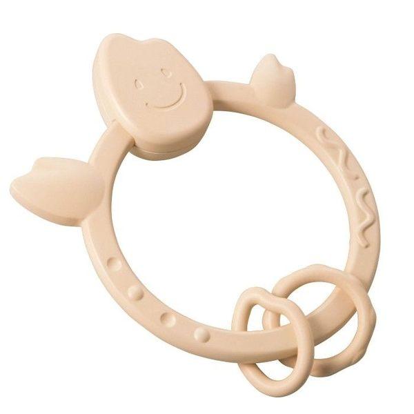 People - 米的環狀咬舔玩具/固齒器/米製玩具