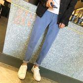【新年鉅惠】男女寬鬆bf風韓國牛仔褲韓版潮流2019新款直筒褲