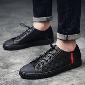男鞋男士高筒板鞋新款休閒鞋 免運