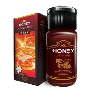 台灣綠源寶 野生蜂蜜 700毫升 2罐