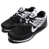 【四折特賣】 Nike 訓練鞋 Wmns Metcon DSX Flyknit 黑 白 低筒 健身運動 女鞋【PUMP306】 849809-001